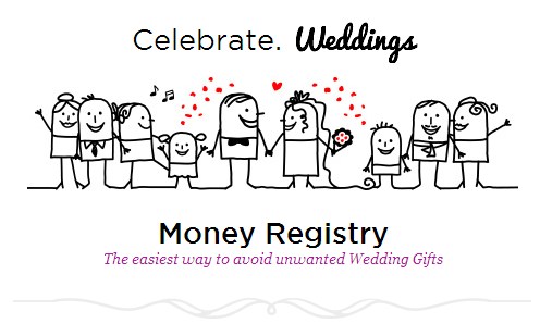 Money For Wedding Gift Registry : Planning a wedding can be both exciting and stressful at the same time ...