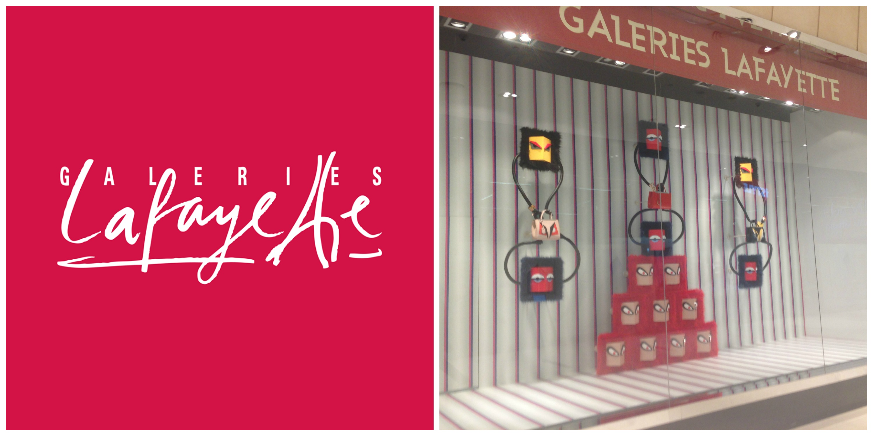 Galeries Lafayette_collage