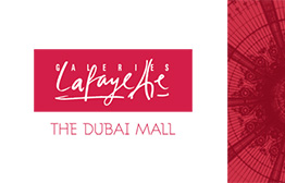 Galeries Lafayette Gift Card
