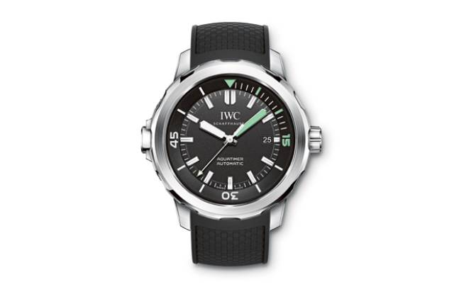 IWC Aquatimer watch