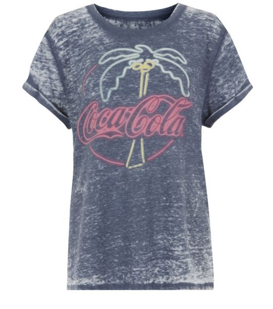 New Look Coca Cola Tshirt Dhs115