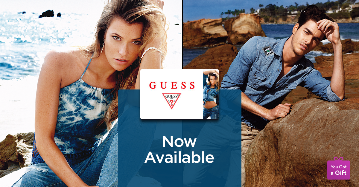 Guess eGift Card