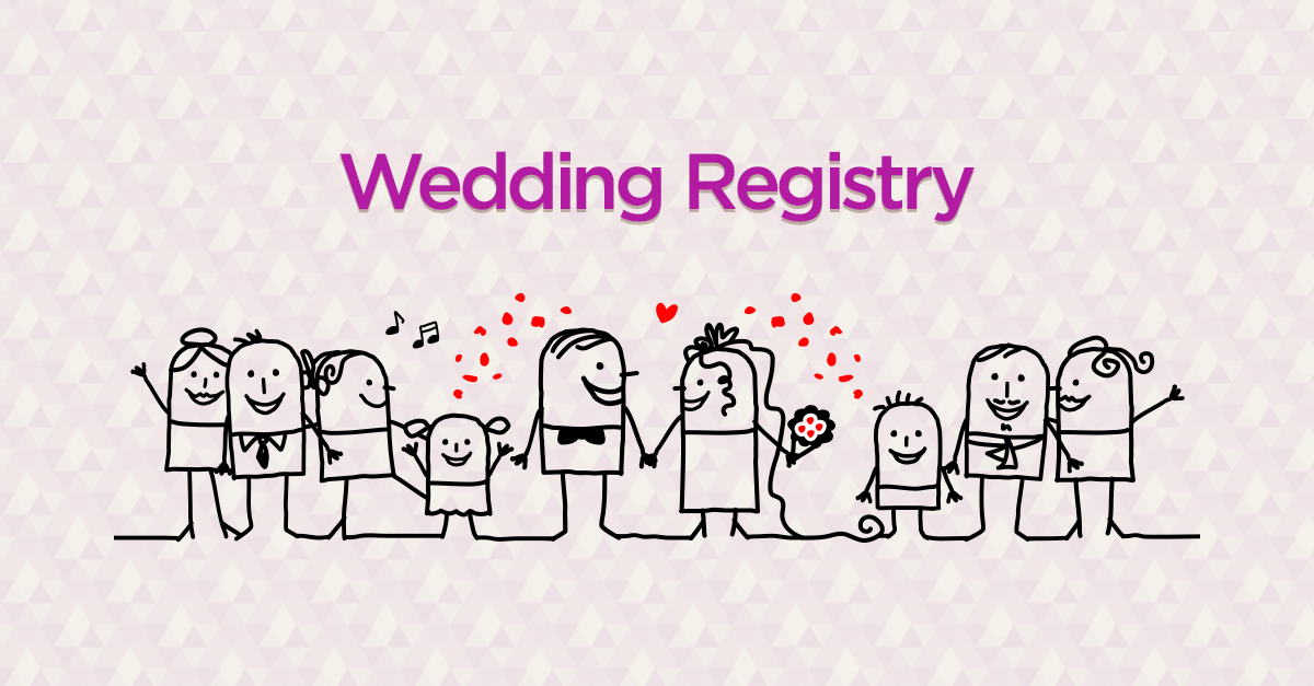 Great Wedding Gifts Not On The Registry : wedding-registry