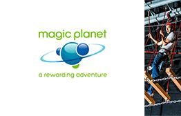 MagicPlanet gift card