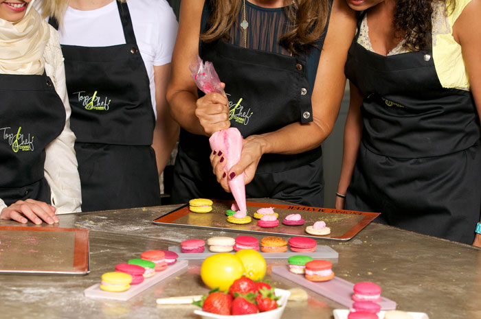 Top Chef Cooking Classes