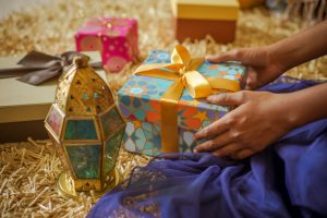 Eid gifts in Dubai