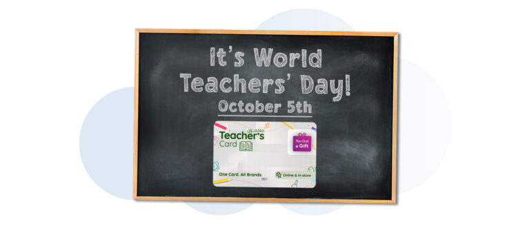 Get Together and Say 'Thank You' this World Teachers' Day!